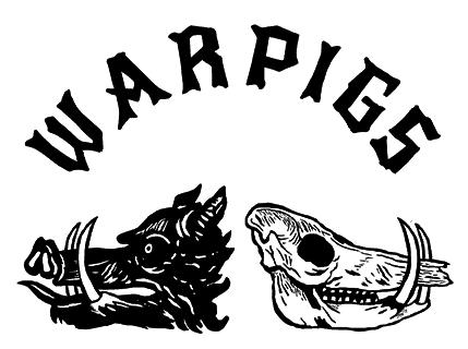 warpigs logo